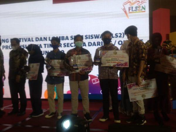Juara II Film Pendek Tingkat Propinsi Jawa Timur 2020